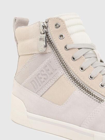 Diesel - S-DVELOWS MID CUT, Pink - Sneakers - Image 4