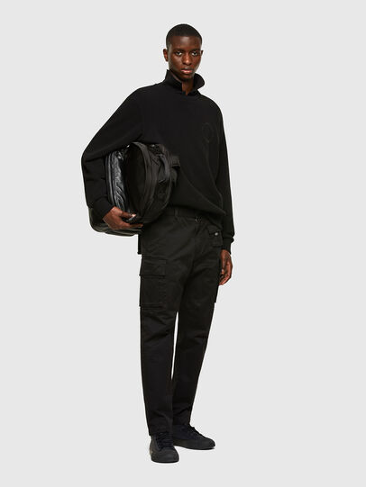 Diesel - DHORIAN LP, Black - Backpacks - Image 6
