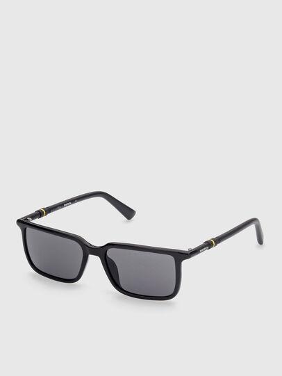 Diesel - DL0331, Black - Kid Eyewear - Image 2