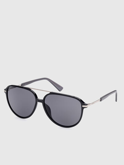Diesel - DL0352, Black - Sunglasses - Image 2
