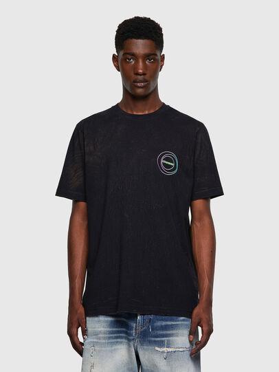 Diesel - T-JUST-E3, Black - T-Shirts - Image 1