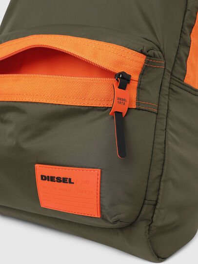 Diesel - MIRANO, Dark Green - Backpacks - Image 4