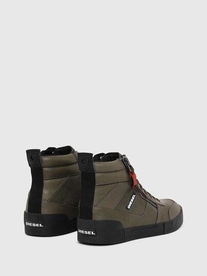 Diesel - S-DVELOWS, Military Green - Sneakers - Image 3