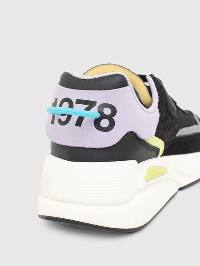 Diesel - S-SERENDIPITY SM W, Black/Violet - Sneakers - Image 5