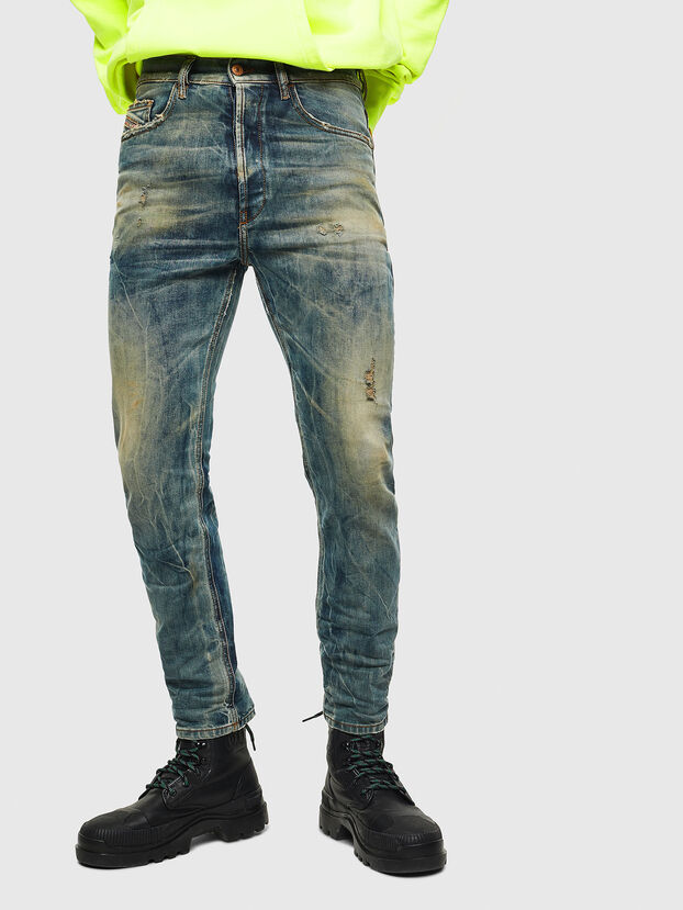 D-Eetar 0098G, Medium blue - Jeans