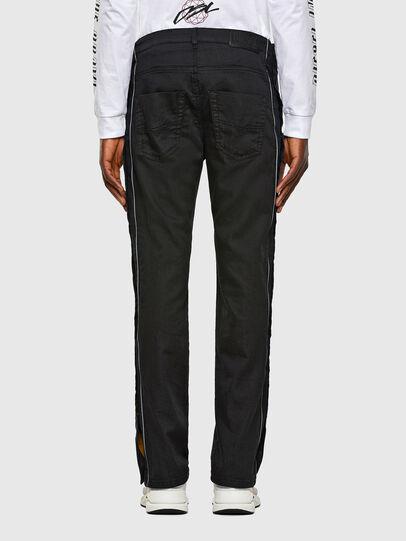 Diesel - Krooley JoggJeans 0KAYO, Black/Dark grey - Jeans - Image 2