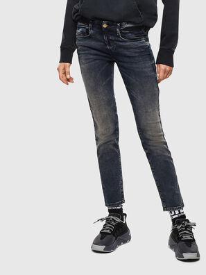 D-Ollies JoggJeans 069GD, Dark Blue - Jeans