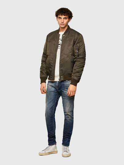Diesel - J-ROSS-REV, Brown - Jackets - Image 6
