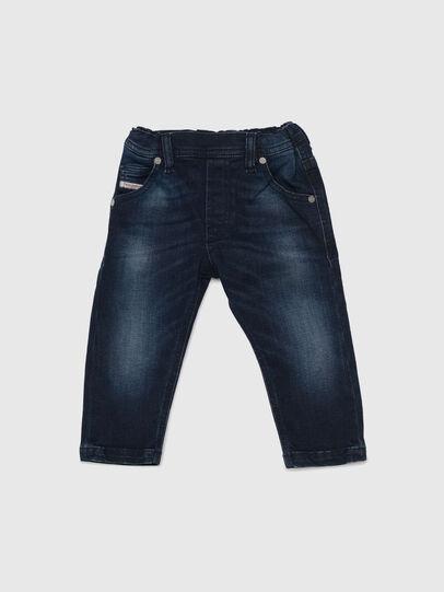 Diesel - KROOLEY-NE-B-N, Dark Blue - Jeans - Image 1