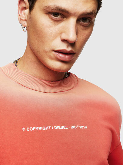 Diesel - S-BAY-SUN, Orange - Sweaters - Image 3