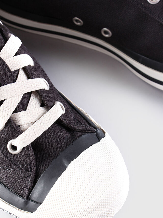 Diesel EXPOSURE LOW W, Black - Sneakers - Image 4