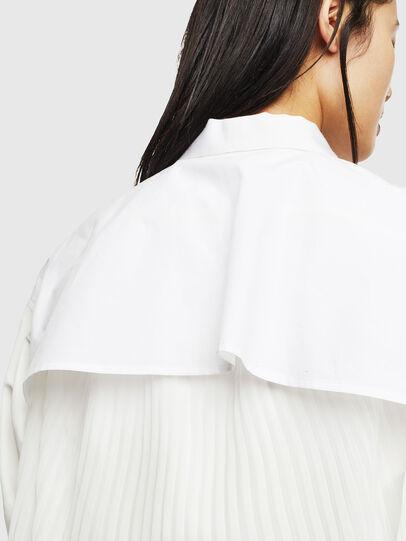 Diesel - D-TEAR, White - Dresses - Image 5