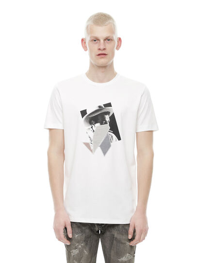 Diesel - TY-PEZZABOY1,  - T-Shirts - Image 1
