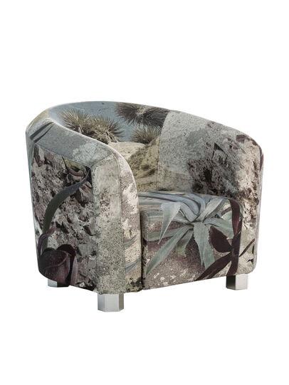 Diesel - DECOFUTURA - ARMCHAIR, Multicolor  - Furniture - Image 2