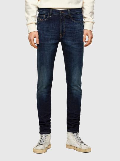 Diesel - D-Amny 069SK, Dark Blue - Jeans - Image 1