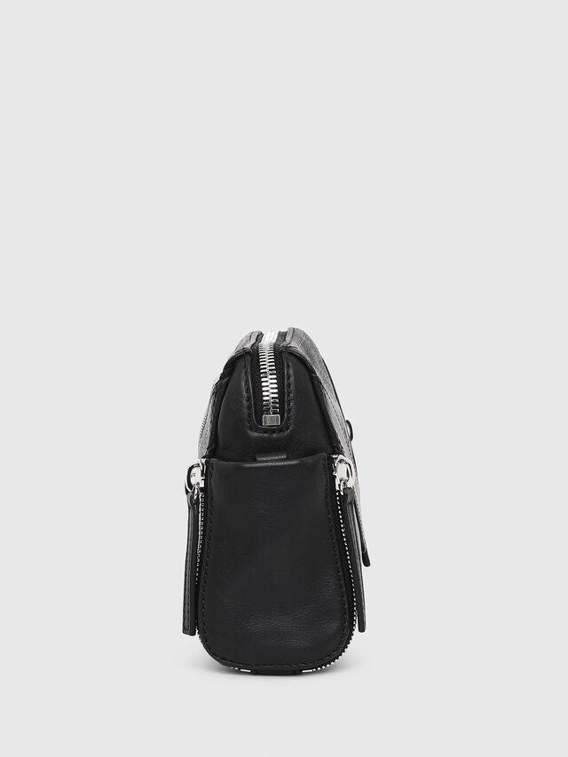 Diesel - LE-BHONNY, Black - Crossbody Bags - Image 3