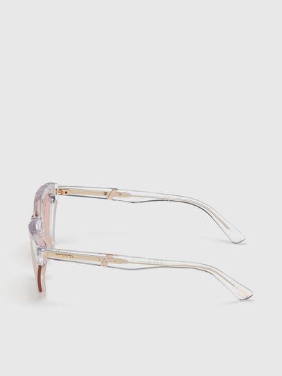 Diesel - DL0335, Pink - Sunglasses - Image 3