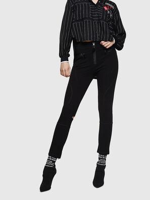 P-AITU, Black - Pants