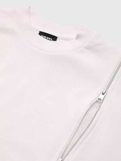 Diesel - SGEORGIA, White - Sweaters - Image 3