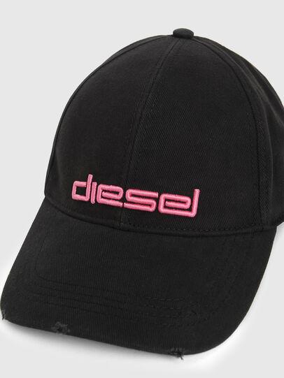 Diesel - DECHO, Black/Pink - Caps - Image 3