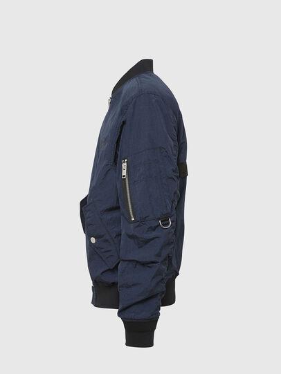 Diesel - J-DUST-KA, Dark Blue - Jackets - Image 5