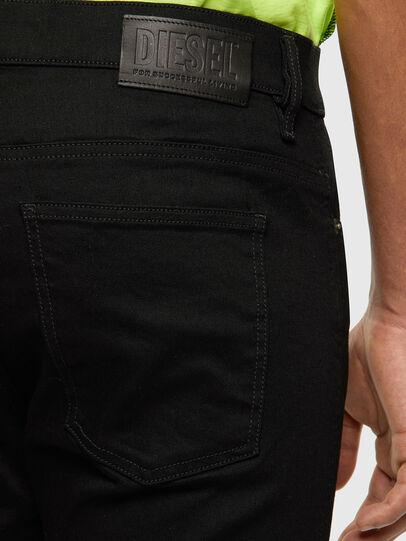 Diesel - D-Istort 069EF, Black/Dark grey - Jeans - Image 3