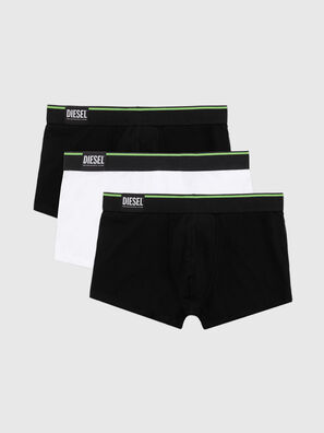 UMBX-DAMIENTHREEPACK, Black/White - Trunks