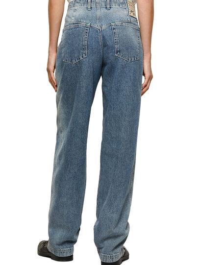 Diesel - DxD-P1 0CBBL, Light Blue - Jeans - Image 2