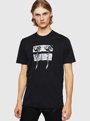 TY-X1, Black - T-Shirts