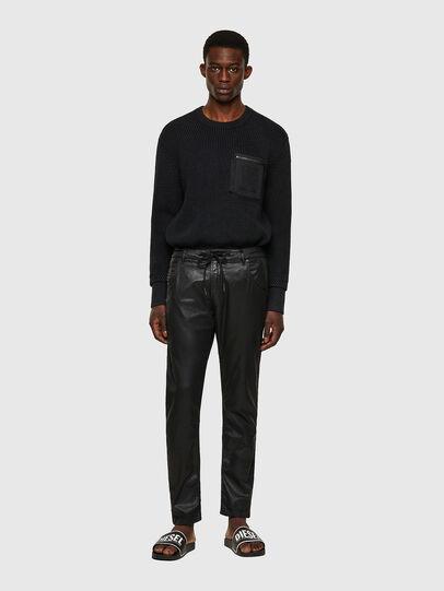 Diesel - Krooley JoggJeans® 0849R, Black/Dark grey - Jeans - Image 5