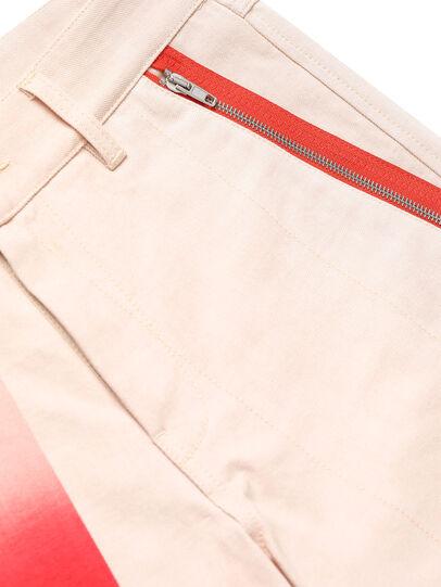 Diesel - GR02-P303-P, White - Shorts - Image 4