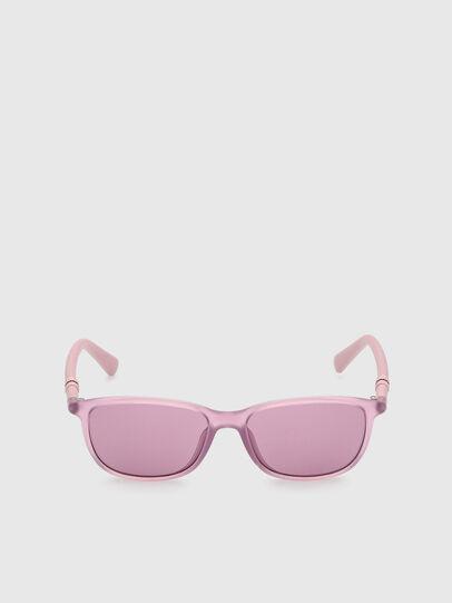 Diesel - DL0333, Pink - Kid Eyewear - Image 1