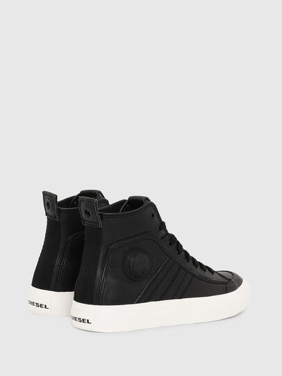 Diesel - S-ASTICO MID LACE W, Black - Sneakers - Image 3
