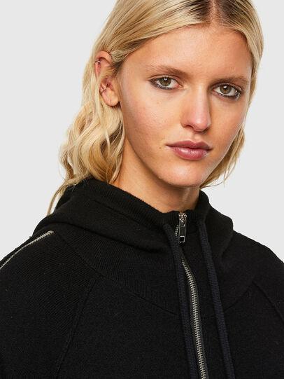 Diesel - M-LAZUR, Black - Knitwear - Image 3