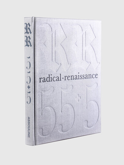 Diesel - Radical Renaissance 55+5 (signed by RR),  - Books - Image 1