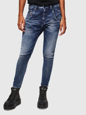 Fayza JoggJeans 0096M, Dark Blue - Jeans