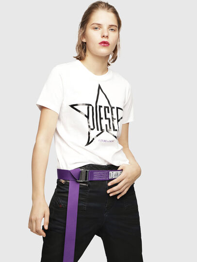 Diesel - T-SILY-ZA,  - T-Shirts - Image 1