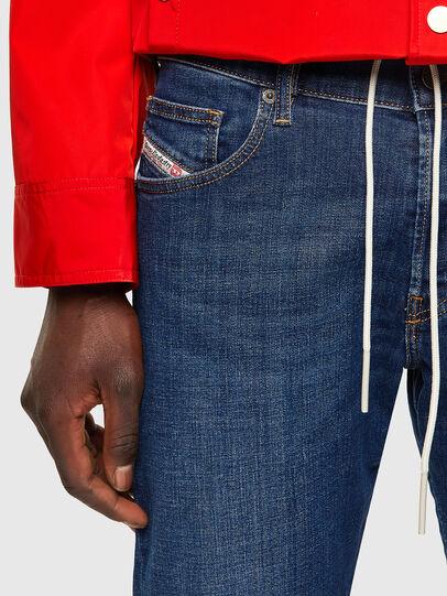 Diesel - D-Yennox 009NN, Dark Blue - Jeans - Image 4