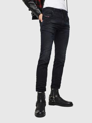 Krooley JoggJeans 069KJ, Black/Dark grey - Jeans