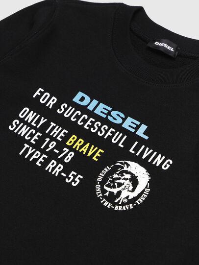 Diesel - SDIEGOXBJ, Black - Sweaters - Image 3