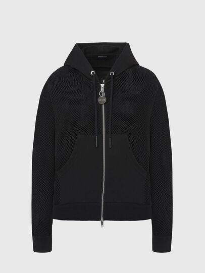 Diesel - M-ROXIE, Black - Knitwear - Image 1