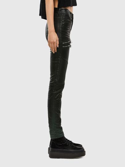 Diesel - D-Ollies JoggJeans® 069QQ, Black/Dark grey - Jeans - Image 4