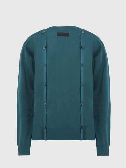 Diesel - M-MIRANDA, Water Green - Knitwear - Image 2
