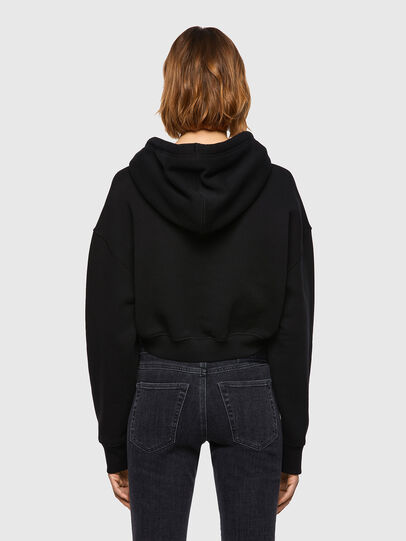 Diesel - F-KRAL, Black - Sweaters - Image 2