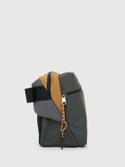 Diesel - CROSYO, Military Green - Crossbody Bags - Image 3
