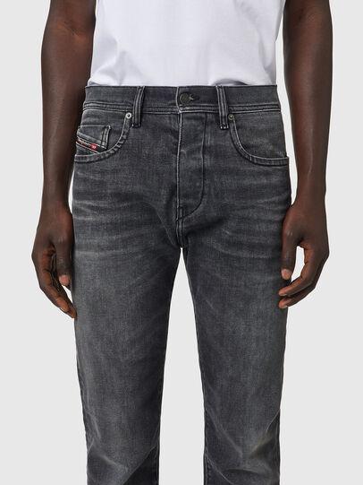 Diesel - D-Vocs 09B42, Black/Dark grey - Jeans - Image 3