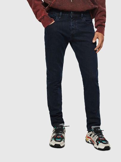 Diesel - D-Bazer 084LC, Dark Blue - Jeans - Image 1