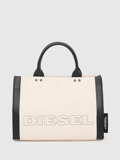Diesel - SANBONNY MPF, Black/White - Satchels and Handbags - Image 1