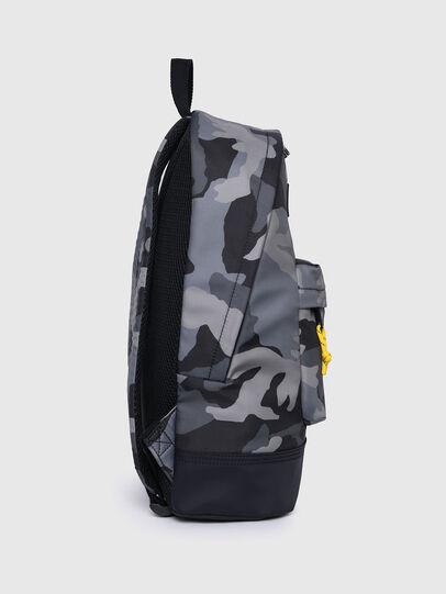 Diesel - VIOLANO, Grey/Black - Backpacks - Image 3