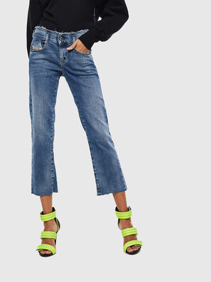 D-Ebbey 009AA, Medium blue - Jeans
